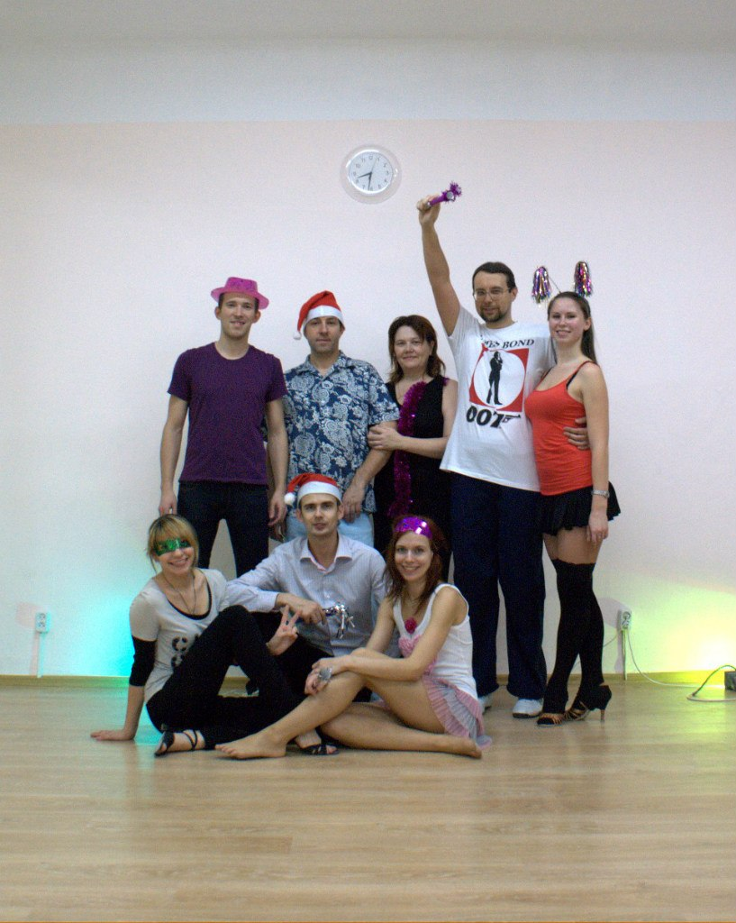 Школа танцев Expression Dance Studio, бачата